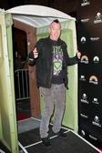 Ehren McGhehey arrives at Paramount Studios — Stock Photo