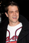 Johnny Knoxville arrives at Paramount Studios — Stock Photo