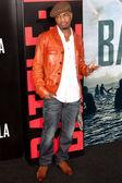 Ne-Yo arrives at Columbia Pictures premiere — Stock Photo