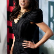 Michelle Rodriguez arrives at Columbia Pictures premiere - Stock fotografie