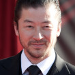 Tadanobu Asano arrives at the Los Angeles premiere — Stock Photo