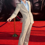 Doug Jones arrives at the Los Angeles premiere — Stock Photo #18451199