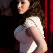 Kat Dennings arrives at the Los Angeles premiere — Stock Photo #18451475
