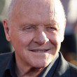 Anthony Hopkins arrives at the Los Angeles premiere — Stock Photo