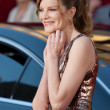 Rene Russo arrives at the Los Angeles premiere — Stock Photo