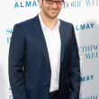 Luke Greenfield arrives at the Los Angeles premiere - Stock Photo