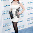 Kate Flannery arrives at the Los Angeles premiere — Stock Photo #18453271