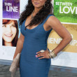 Tamala Jones arrives at the Los Angeles premiere — Stock Photo