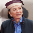 James Hong arrives at the Los Angeles premiere — Stock Photo