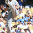 BRONSON ARROYO pitches during the game — Foto Stock