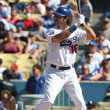 Stock Photo: ANDRE ETHIER continues to struggle at plate during game