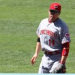 Stock Photo: JOEY VOTTO during game