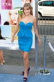 Kim Jackson arrives at the Los Angeles premiere — Stock Photo