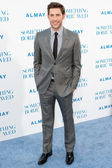 John Krasinski arrives at the Los Angeles premiere — Stock Photo