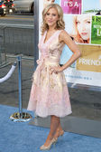 Emily Giffin arrives at the Los Angeles premiere — Stock Photo