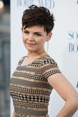 Ginnifer Goodwin arrives at the Los Angeles premiere — Stock Photo