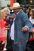 Cedric The Entertainer arrives at the Los Angeles premiere of Kung Fu Panda 2 — Stock Photo