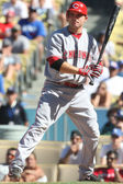 JOEY VOTTO at bat during the game — Stock Photo