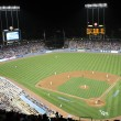 View of Dodger Stadium during Angels vs. Dodgers match — Stock Photo #18519647