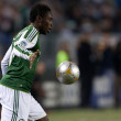 Kalif Alhassan during the Major League Soccer game — Foto Stock #18765229