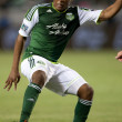 Darlington Nagbe during the Major League Soccer game — Stock fotografie #18765303
