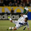 Stock Photo: Diego Charand Juninho during Major League Soccer game