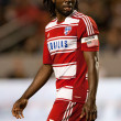 Ugo Ihemelu during the Major League Soccer game — Foto Stock