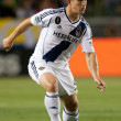 Chad Barrett  during the Major League Soccer game — Photo
