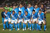 Puebla à partir 11 avant le match de l'interliga 2010 — Photo