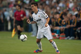 Jose Callejon in action during the World Football Challenge game — Stock Photo
