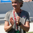 Pia Sundhage — Stock Photo