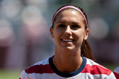 Alex Morgan — Stock Photo