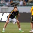 Robbie Rogers first openly gay MLS player. — Foto de Stock