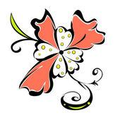 Flower icon — Stock Vector
