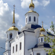 The Michael-Archangelical Harlampievsky temple Irkutsk — Stock Photo