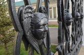 корпус возле церкви бога s преображения иркутск — Стоковое фото