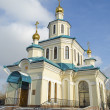 Church of the Holy Martyrs Faith, Hope, Charity and their mother Sophia. Krasnoyarsk — Stock Photo #23123760