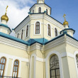 Church of the Holy Martyrs Faith, Hope, Charity and their mother Sophia. Krasnoyarsk — Stock Photo #23123772