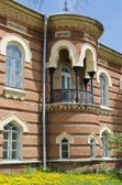 The building in the Moorish style. Irkutsk Regional Museum — Stock Photo