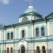 Jewish synagogue in Irkutsk — Stock Photo