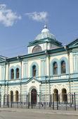 Sinagoga judaica em irkutsk — Fotografia Stock