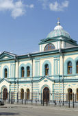 Jewish synagogue in Irkutsk — Photo