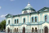 Jewish synagogue in Irkutsk — Foto Stock