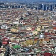 Napoli Panorama - Stock Photo