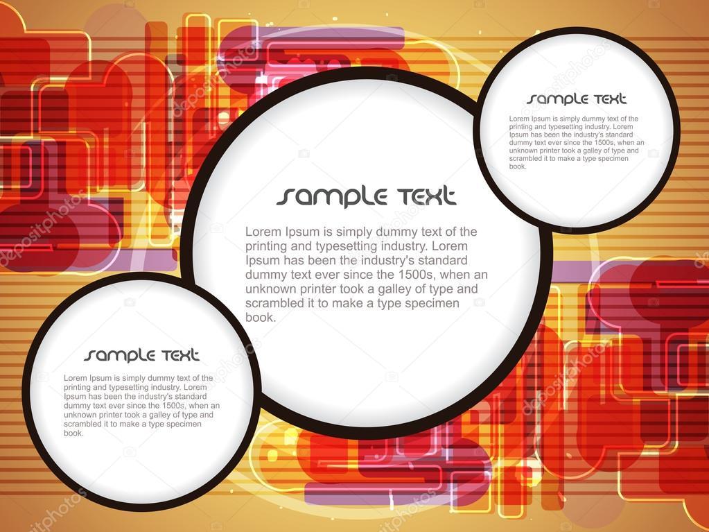 Графика дизайн текста