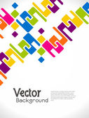 Abstract modern designed background. — Stock vektor
