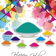 Royalty-Free Stock : Beautiful background for indian holi festival
