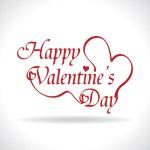 Beautiful valentine's day design — Stock Vector #15337115