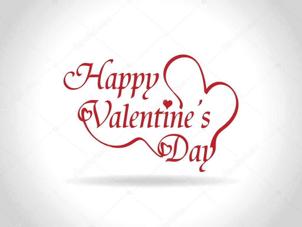 Beautiful valentine's day design. vector illustration — Stock Vector #15337115
