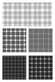 Plaid shirt — Stock Vector